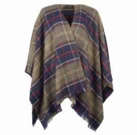 LSC0184TN11 Barbour Staffin Tartan Serape