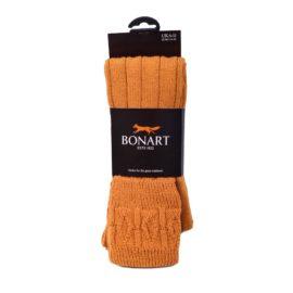 Bonart Padstow Shooting Socks - Gold