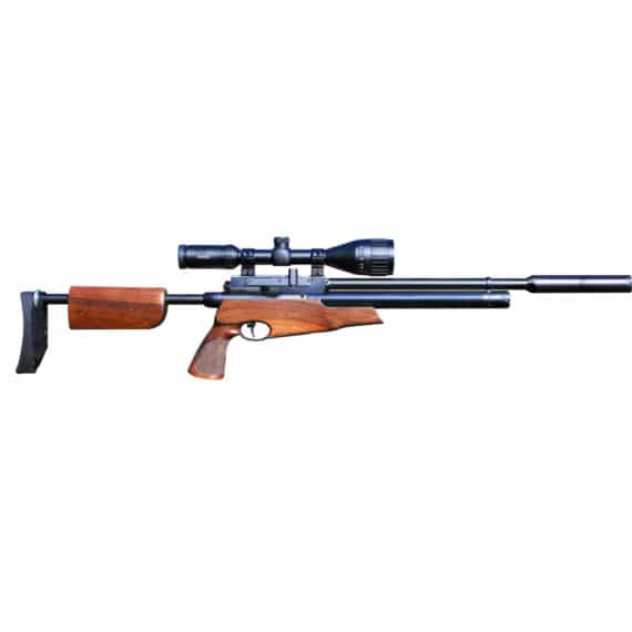 Air Arms S510 TDR Air Rifle PCP Pre Charged .177 .22 & FREE VOUCHER