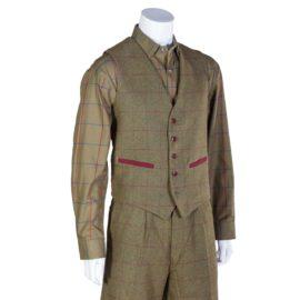 Bonart Alford Tweed Waistcoat