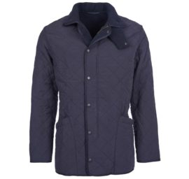 Men's Barbour Microfibre Polarquilt Jacket