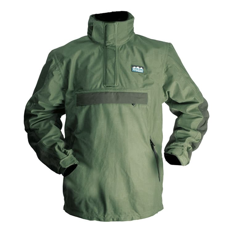 Ridgeline Pintail Explorer Waterproof Smock Jacket - Olive