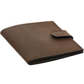 Teales Devonshire Leather licence holder wallet