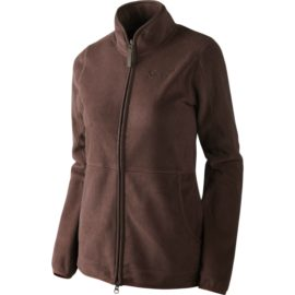 Seeland Bolton Fleece Jacket Bitter Chocolate