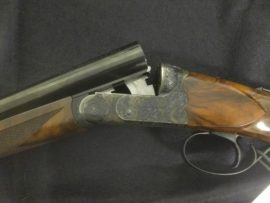 "Rizzini BR550 Game 20 Bore 28"" M/C Side by Side Shotgun"