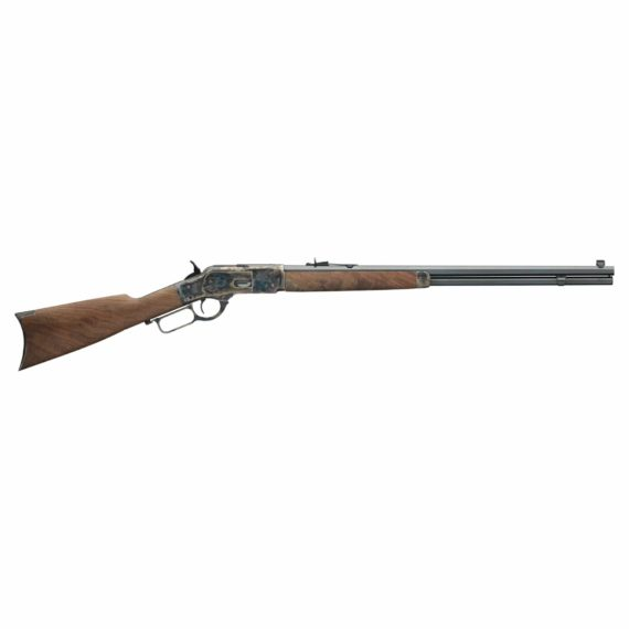 Winchester Model 1873 Sporter Octagon Colour Case Hardened Rifle