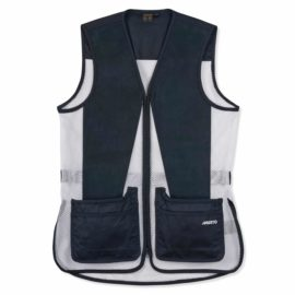 Men's Musto Skeet Vest Competition Clay Shooting - Navy / Vineyard