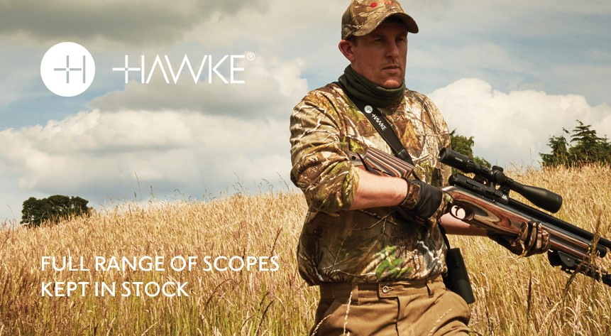 Hawke Scope Banner