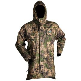 Ridgeline Pro Hunt Bonded Fleece Jacket - Digital Camo