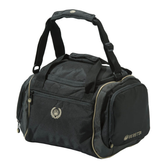 Beretta 692 Black Multipurpose Cartridge Range Bag - Medium