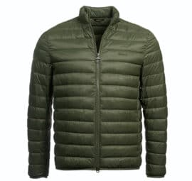 Barbour Penton Baffle Quilted Jacket
