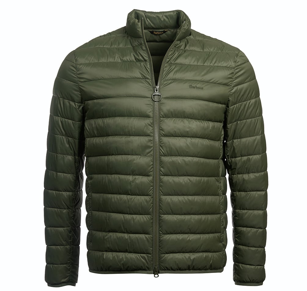 c33671ae96a1a Barbour Penton Baffle Quilted Jacket
