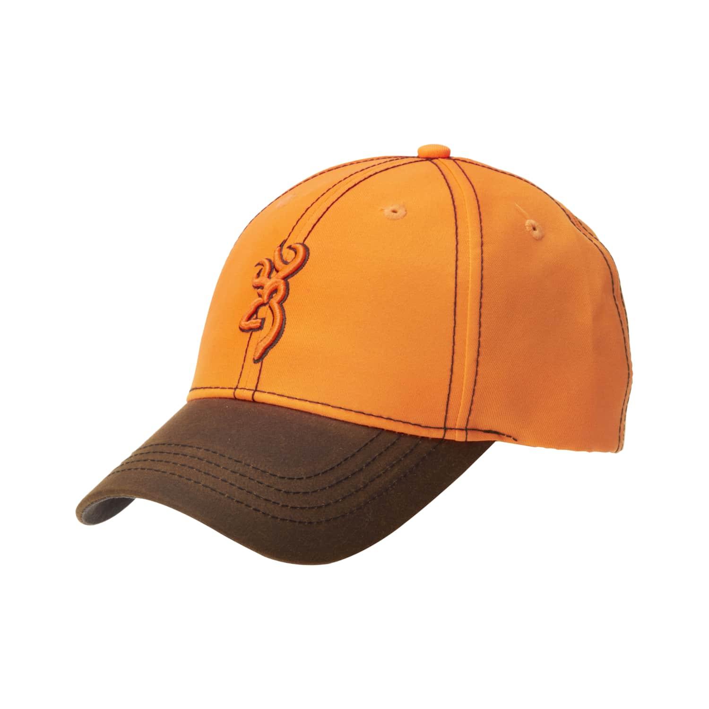 Browning Opening Day Blaze Orange Baseball Cap  bea4b1ec0ab