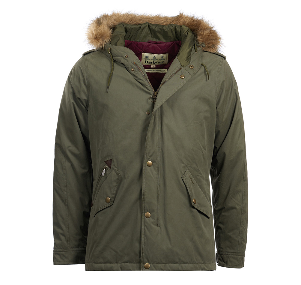 Barbour Yearling Waterproof Jacket