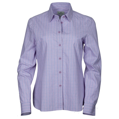Hoggs Bryony Ladies Cotton Shirt