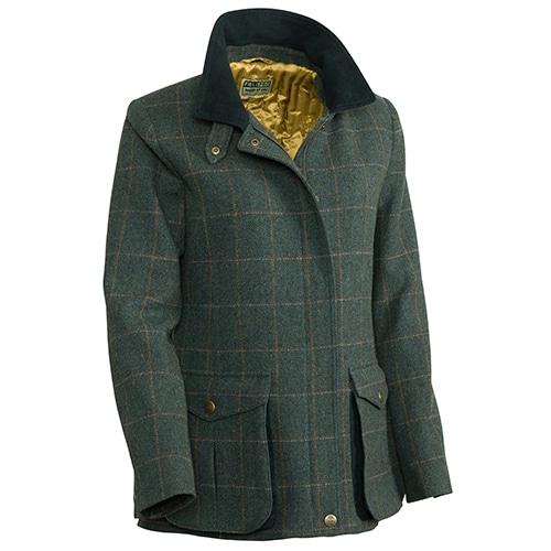Hoggs Sherborne Ladies Tweed Coat