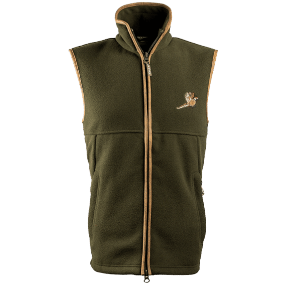 Jack Pyke Countryman Fleece Gillet: Jack Pyke Countryman Pheasant Fleece Gilet
