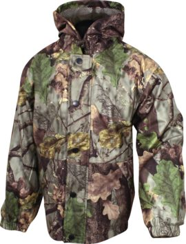Jack Pyke Junior Jacket Evolution Camouflage
