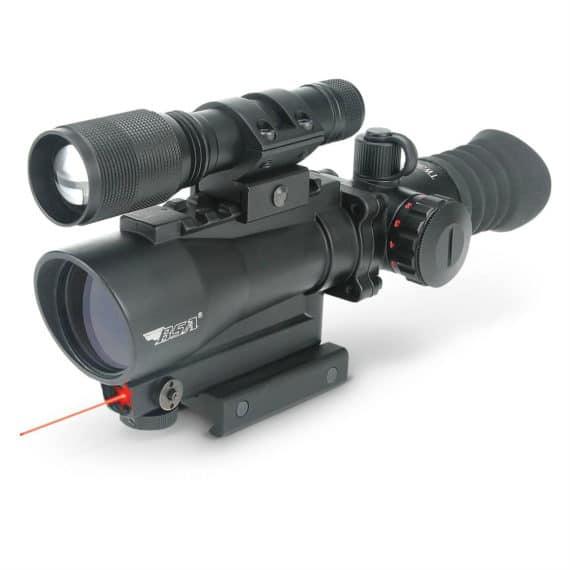 BSA TW30RDLL Tactical Scope