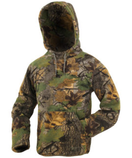 Jack Pyke Junior Camo Hoodie - Evolution Camouflage