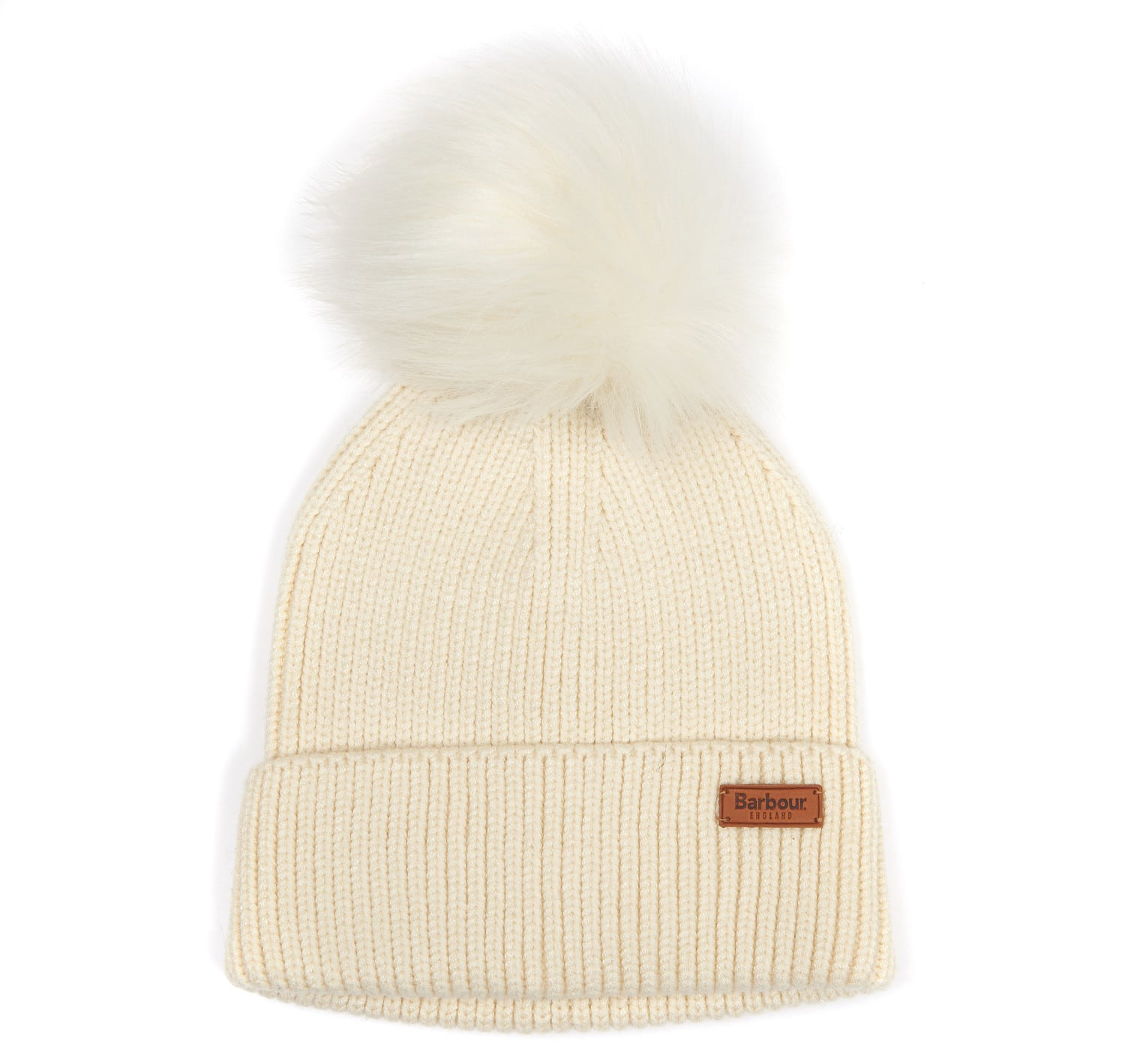 Barbour Dover Women s Pom Beanie Hat  bda08562165