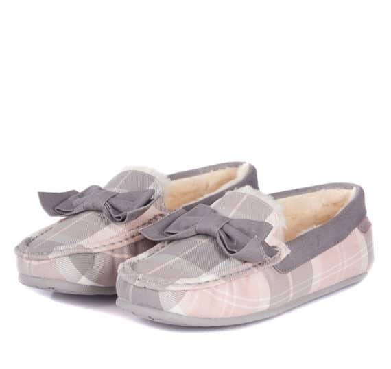 Barbour Sadie Ladies Mocassin Slippers
