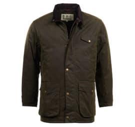 Barbour Cole Men's Wax Jacket