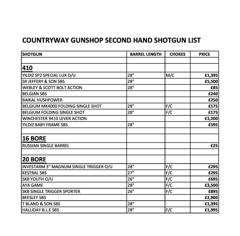 Hatsan Shotguns | Countryway Gunshop