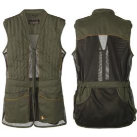 Seeland Skeet Shooting Vest Waistcoat - Olive or Black