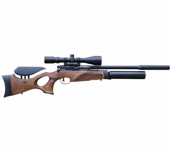 BSA R10 TH Air Rifle .177 .22 .25 Walnut