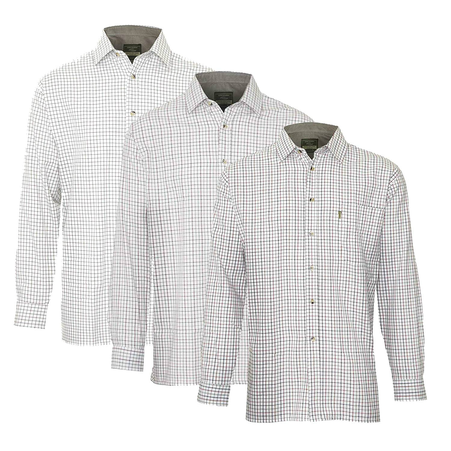 Champion Ayr Men's Check Shirt