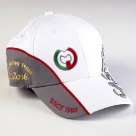 Castellani Rio Sports Baseball Cap