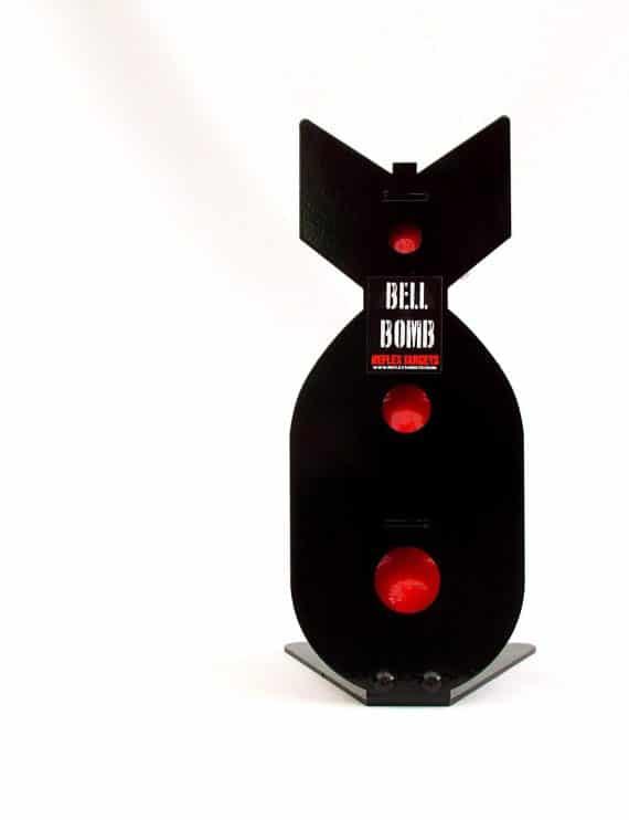 Reflex Targets Bell Bomb Target