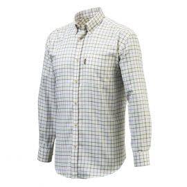 Beretta Classic Shirt White & Violet