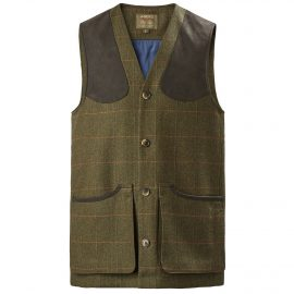 Musto Lightweight Tweed Waistcoat