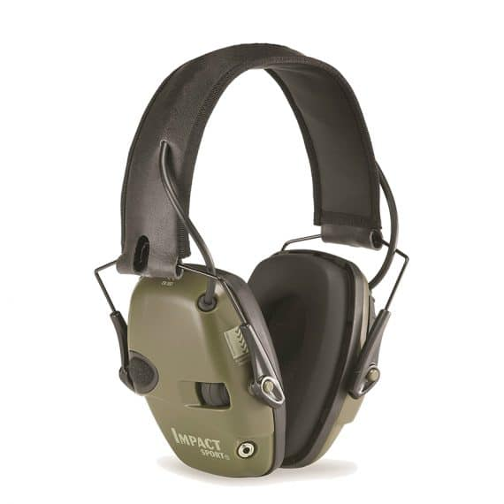 Impact Sport Electronic Ear Defenders.