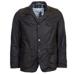 Men's Barbour Icon Beacon Waxed Cotton Jacket