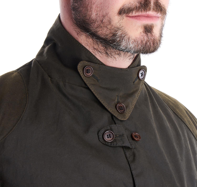 Men S Barbour Icon Beacon Waxed Cotton Jacket Countryway