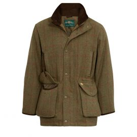 Alan Paine Combrook Men's Tweed Shooting Jacket
