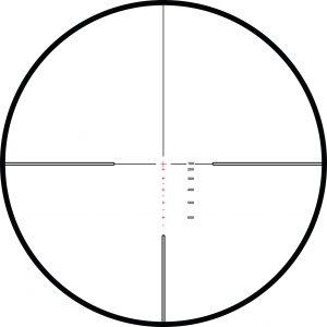 hawke marksman reticle