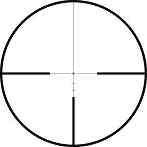 Hawke LR Dot 8x Reticle