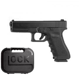 Glock 17 Dual Ammo Co2 Air Pistol
