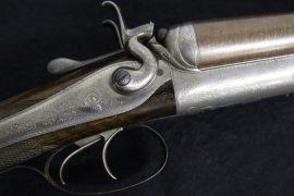 Joseph Lang & Sons 12 Bore Hammer Gun