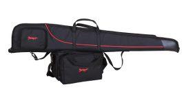 "Bonart Red & Black Shotgun Gun Slip Case 30"" or 32"""