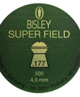 Bisley Superfield .177 Air Rifle Pellets