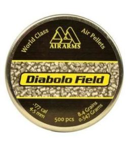 Air Arms Field Diabolo .177 4.51 / 4.52 Air Rifle Pellets