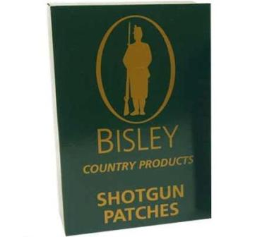 Bisley Shotgun Cleaning Patches x25