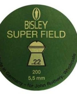 Bisley Superfield .22 Air Rifle Pellets